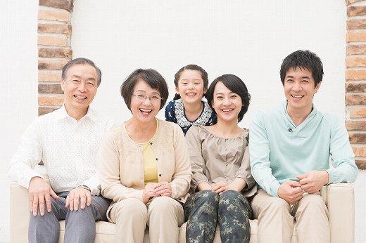 家族が一緒にいるだけで幸せ!なのに気づいていない!